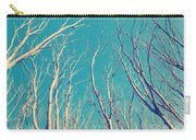 Vintage Trees Carry-all Pouch