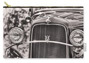 Vintage V8 Carry-all Pouch
