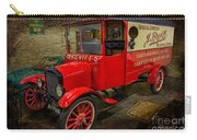 Vintage Van Carry-all Pouch by Adrian Evans