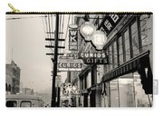 Vintage Vancouver Chinatown 1961 Carry-all Pouch