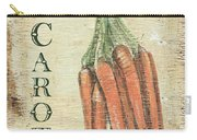 Vintage Vegetables 4 Carry-all Pouch