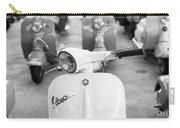 Vintage Vespa Carry-all Pouch