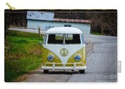 Vintage Volkswagen Bus Carry-all Pouch