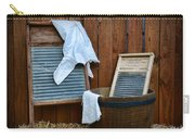 Vintage Washboard Laundry Day Carry-all Pouch