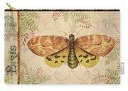 Vintage Wings-paris-c Carry-all Pouch