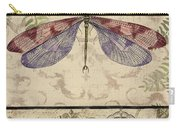 Vintage Wings-paris-f Carry-all Pouch