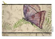 Vintage Wings-paris-i Carry-all Pouch