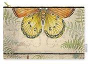 Vintage Wings-paris-l Carry-all Pouch