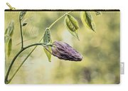 Vintage Wisteria Carry-all Pouch
