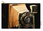 Vintaged Canadian Kodak Camera Carry-all Pouch