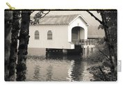 Vintaged Covered Bridge Carry-all Pouch