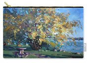 Viola Walking In The Park Carry-all Pouch
