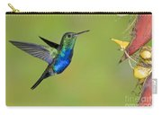 Violet-bellied Hummingbird Carry-all Pouch
