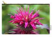 Violet Eyecatcher Carry-all Pouch