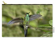 Violet-fronted Brilliant Carry-all Pouch