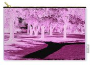 Violet Illusion Carry-all Pouch