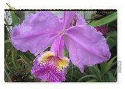 Violet Orchid Carry-all Pouch