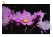 Violet Prayers Carry-all Pouch