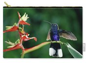 Violet Sabre-wing Hummingbird Carry-all Pouch