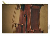 Violin Profile Carry-all Pouch