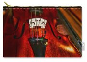 Violin Study Carry-all Pouch