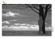 Virgin Mary At Sunset In South Haven Michigan Carry-all Pouch