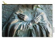Virgin Mary Relief Carry-all Pouch