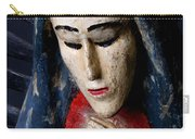 Virgin Of Guadalupe Carry-all Pouch