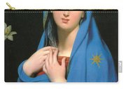 Virgin Of The Adoption Carry-all Pouch