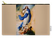 Virgin Of The Immaculate Conception After Murillo Carry-all Pouch