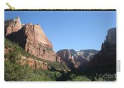 Virgin River View Carry-all Pouch