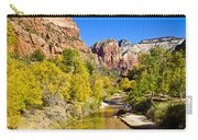 Virgin River - Zion Carry-all Pouch