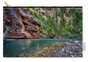 Virgin River Zion National Park Utah Carry-all Pouch