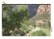 Virgin River Zion Valley Carry-all Pouch