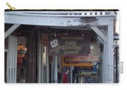Virginia City Sidewalk  Carry-all Pouch