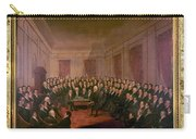 Virginia Convention 1829 Carry-all Pouch
