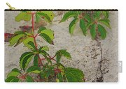 Virginia Creeper At The Beach Carry-all Pouch