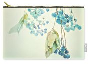 Virginia Creeper Berries Carry-all Pouch