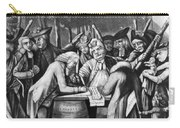 Virginia Loyalists, 1774 Carry-all Pouch by Granger