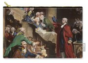 Virginia: Patrick Henry, 1765 Carry-all Pouch