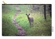 Virginia - Shenandoah National Park - White Tailed Deer Carry-all Pouch