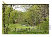 Virginia Spring Carry-all Pouch