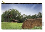 Virginia Tobacco Barn Carry-all Pouch