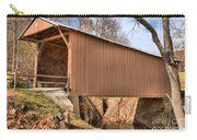 Virginia Upper Covered Bridge Carry-all Pouch