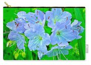 Virginia Waterleaf Near Alamo-michigan Carry-all Pouch