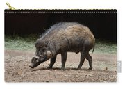 Visayan Warty Pig Carry-all Pouch