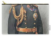 Viscount Kitchener Of Khartoum Carry-all Pouch