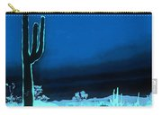 Vision Of A Desert Night Carry-all Pouch