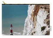 Visiting Beachy Head Carry-all Pouch