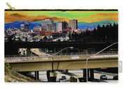 Visiting Spokane Carry-all Pouch